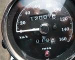 オドメータ12007km