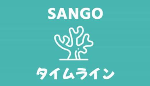 SANGOのタイムラインをプチ変更 【WordPressカスタマイズ】