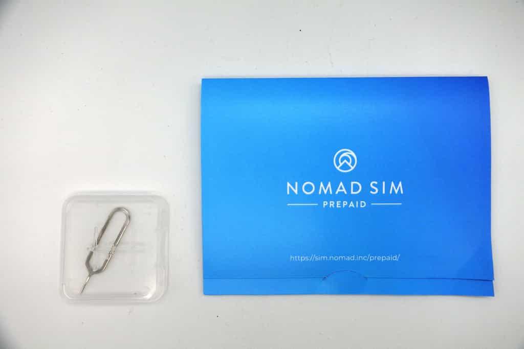 Nomad SIMセット
